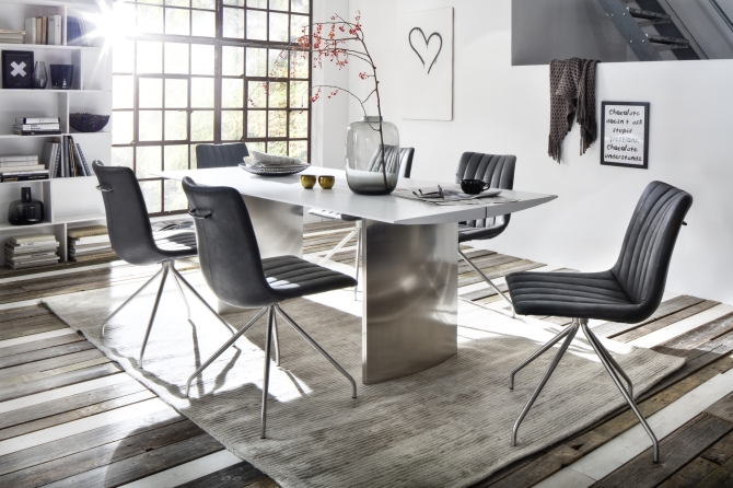 Jídelní stůl CONCORD v interieru