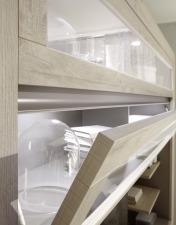 Obývací a jídelní nábytek CONTE_detail obývací stěny_obr. 10