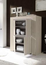 Obývací a jídelní nábytek CONTE_highboard typ 04_otevřený_obr. 15