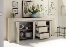 Obývací a jídelní nábytek CONTE_sideboard typ 05_otevřená_obr. 17