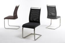 Jídelní židle CORRIDA_kazetový vzhled s kovovou úchytkou_obr. 11