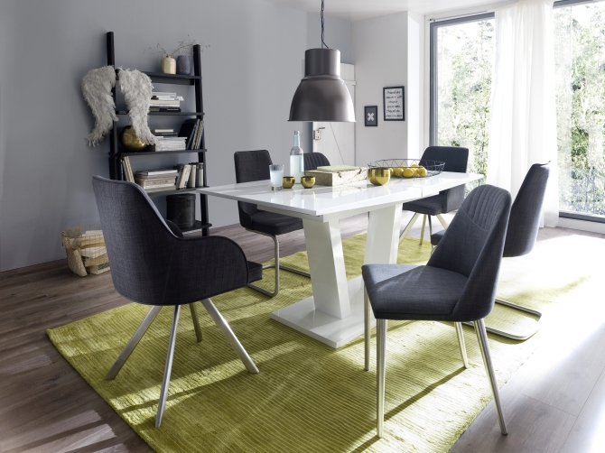Jídelní židle CORTINA v interieru_obr. 1