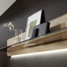 Celomasivní dubový nábytek DELGADO_detail závěsného panelu_obr. 41