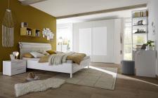 Dětský a studentský nábytek ESPERO (šedá varianta)_šatní skříň s posuvnými dveřmi (Quadr.-optika) 243 cm_postel 160 cm_noční stolek_psací stůl 138 cm_regál s 3 policemi, v. 230 cm_obr. 4