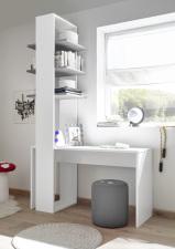 Psací stůl ESPERO 138 cm_regál s 3 policemi, v. 230 cm_typy 671702-1380_674502-53 _obr. 20
