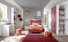Nábytok pre deti a študentov ESPERO rot (červená varianta)