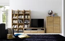 Celomasivní nábytek FLORENZ_obývací stěna 405236