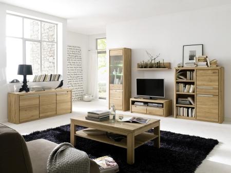 Celomasivní nábytek FLORENZ_obývací stěna 405235 + typy 47 a 50