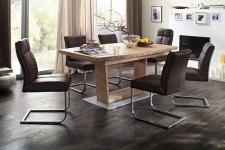 Jídelní židle FONTE v interieru_mix_obr. 3