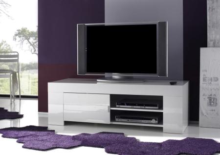 Eos_TV-spodní díl 209065-06 bílý vysoký lesk