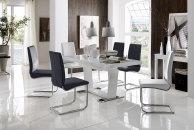 Jídelní židle TAMPERE v interieru (1)