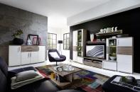 Obývací stěna JANE 10 61 HW 80 + sideboard_obr. 1