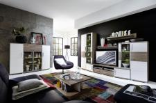 Obývací stěna JANE 10 61 HW 80 + highboard_obr. 2