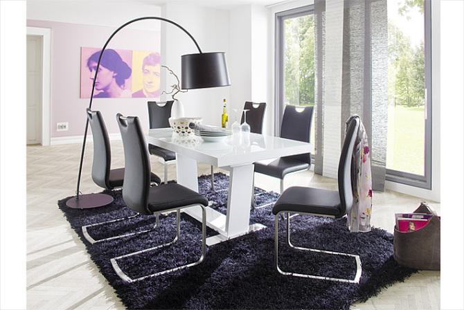 Jídelní židle PAMPA v interieru_obr. 1