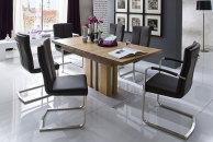 Jídelní židle MONDO a MONDO s područkami v interieru (1)
