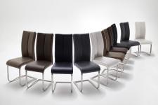 Jídelní židle JÖRG_barevná škála