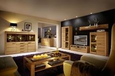 Sestava nábytku NATURE PLUS_ obývací stěna 12 05 FF 80 + konf. stůl 29 05 FF 02 + highboard 22 _obr. 3
