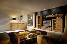 Sestava nábytku NATURE PLUS_ obývací stěna 12 05 FF 80 + konf. stůl 29 05 FF 02 + sideboard 20_obr. 4