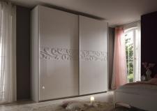 Šatní skříň s posuvnými dveřmi AMBROSIA
