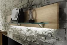 Obývací stěna DENVER_detail 4