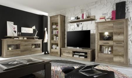 Sestava nábytku MONTREAL, typy_131_316_481_035_872_ možnost volitelného LED osvětlení
