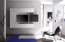 Obývací stěna CUBATO Kombi 1