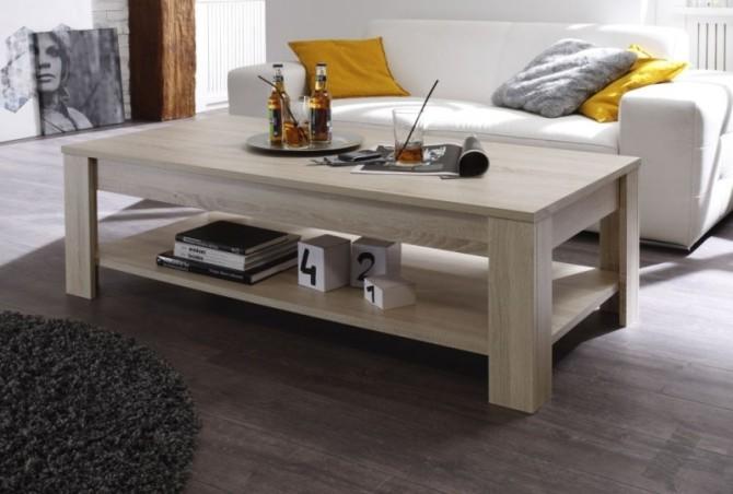 Rustica_konferenční stůl 140 cm 341502