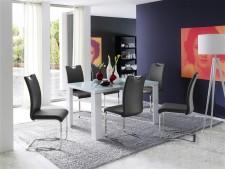 Jídelní židle KARIA šedá v interieru_obr. 7