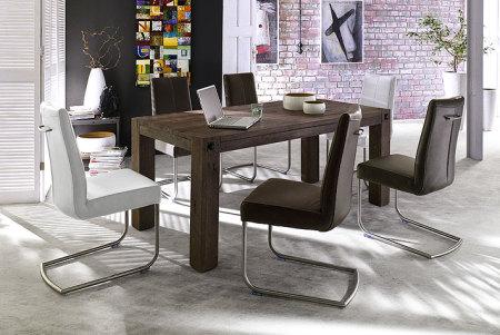 Jídelní židle FIRENZE 1 v interieru (8)
