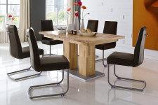 Jídelní židle FIRENZE 2 v interieru (16)
