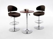 Barová židle GIANT a barový stůl ROUND, 1