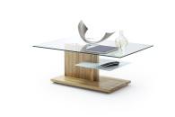 Konferenční stůl LAMBERT - dub kořenový