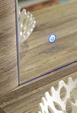 Flame - detail dotykového ovládání světla