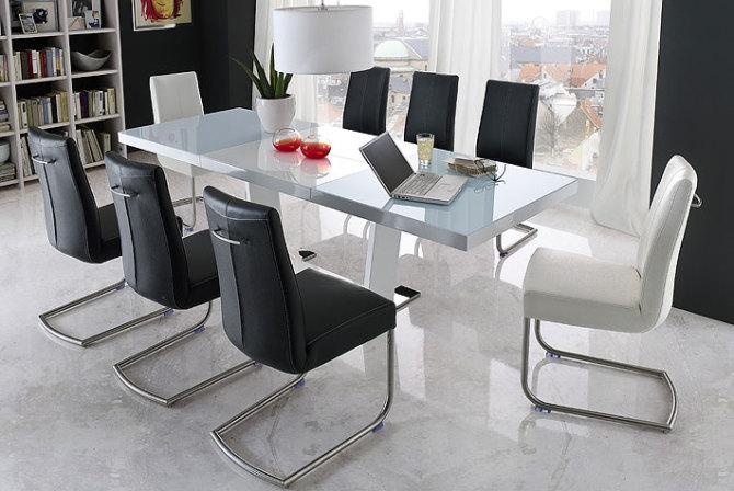 Jídelní stůl MANCHESTER v interieru (1)
