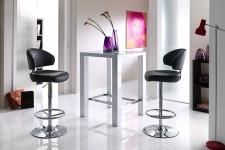 Barová židle GIANT + barový stůl FOCUS v interieru