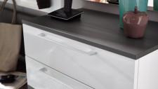 Předsíň RENO_detail horní desky a úchytky