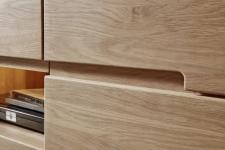 Obývací a jídelní nábytek GLOBE_detail zpracování_obr. 18