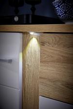 Obývací / jídelní nábytek GRENADA_detail LED osvětlení_obr. 11
