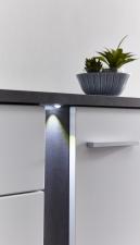 Obývací / jídelní nábytek GRENADA white_detail LED osvětlení_obr. 13