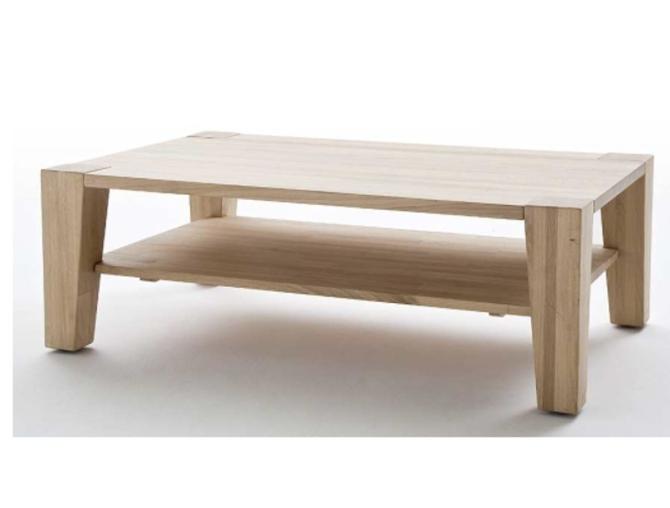 Konferenční stůl HENZO II._celomasivní_dub jádrový_povrchová úprava olej a vosk