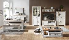 Obývací /jídelní nábytek JASPER_ob. sestava 10 G9 UH 82 + typy 21 + 50 + konf. stůl 20 G9 UH 02 + jídelní stůl 20 G9 UH 01 + 2x lavice 20 G9 UH 03_obr. 2