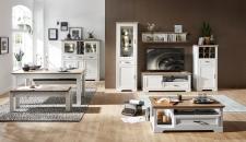 Obývací / jídelní nábytek JASPER_ob. sestava 10 G9 UH 81 + highboard 22 + konf. stůl 20 G9 UH 02 + jídelní stůl 20 G9 UH 01 + 2x lavice 20 G9 UH 03_obr. 4