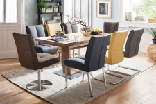 Jídelní židle LATINAS v interieru_mix_obr. 1