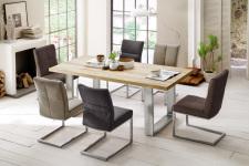 Jídelní židle LATINAS v interieru_mix_obr. 2