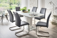 Jídelní židle LAUSAGNE v interieru_mix_obr. 1