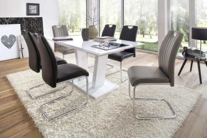 Jídelní židle LAUSAGNE v interieru_mix_obr. 3