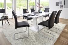 Jídelní židle LAUSAGNE v interieru_mix_obr. 4