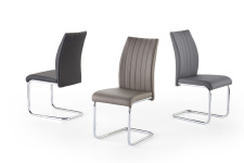 Jídelní židle LAUSAGNE_chrom_barevné varianty_obr. 5