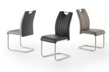 Jídelní židle LAUSAGNE I._nerez broušený_barevné varianty_obr. 8