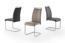 Jídelní židle LAUSAGNE II._nerez broušený_barevné varianty_obr. 9